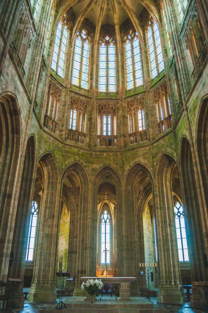 koor Le Mont Saint-Michel