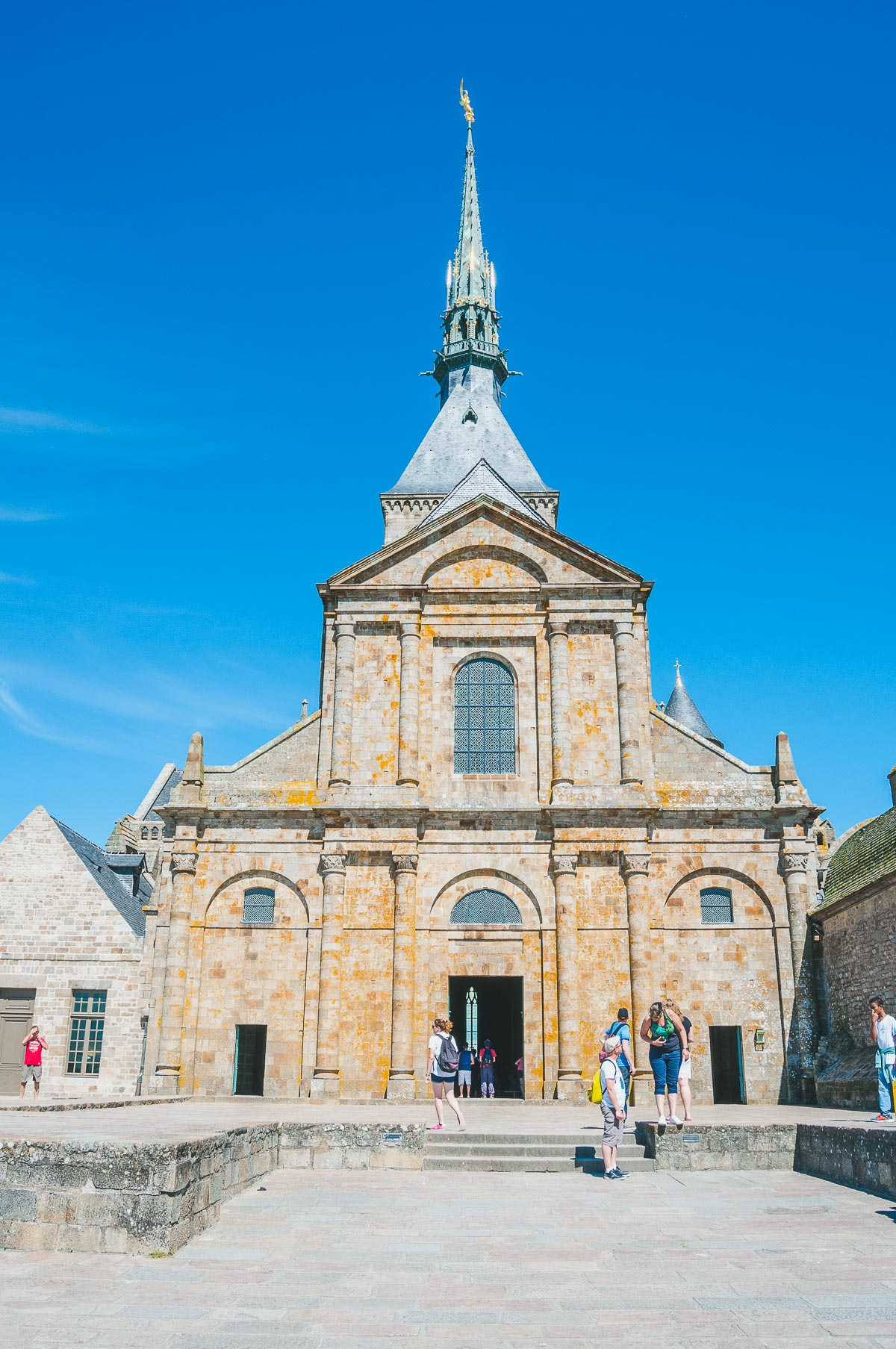 Kerk Le Mont Saint-Michel