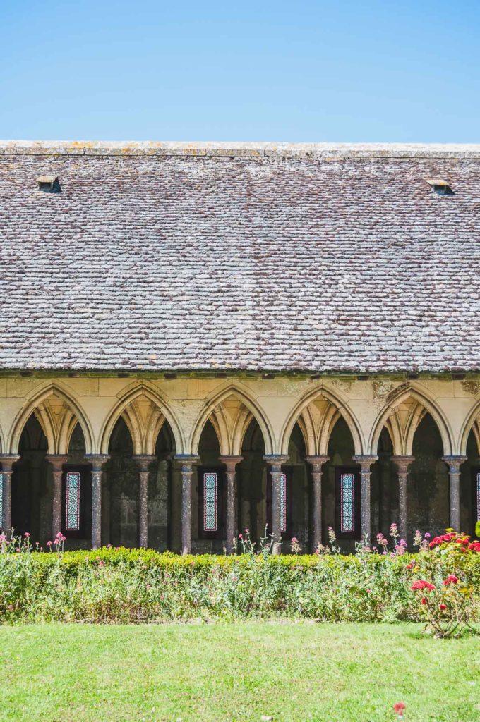 Kruisgang Le Mont Saint-Michel