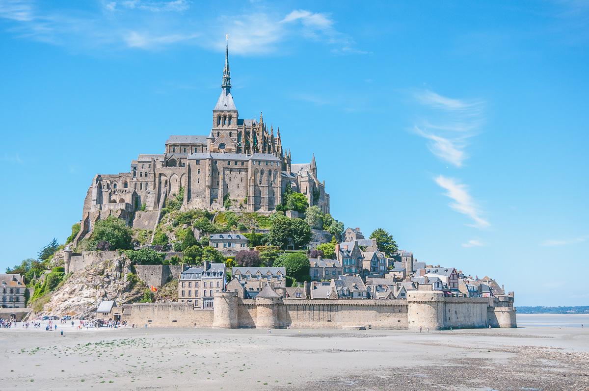 Le Mont Saint-Michel : Het Wonder van Normandië