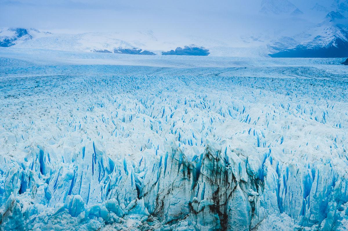 Perito Moreno:  De grootste ijsvlakte na Antarctica