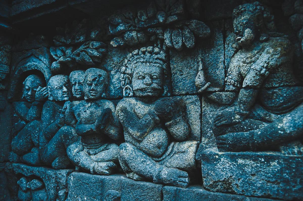 relief borubudur