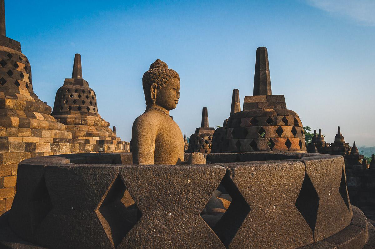 boeddha stupa