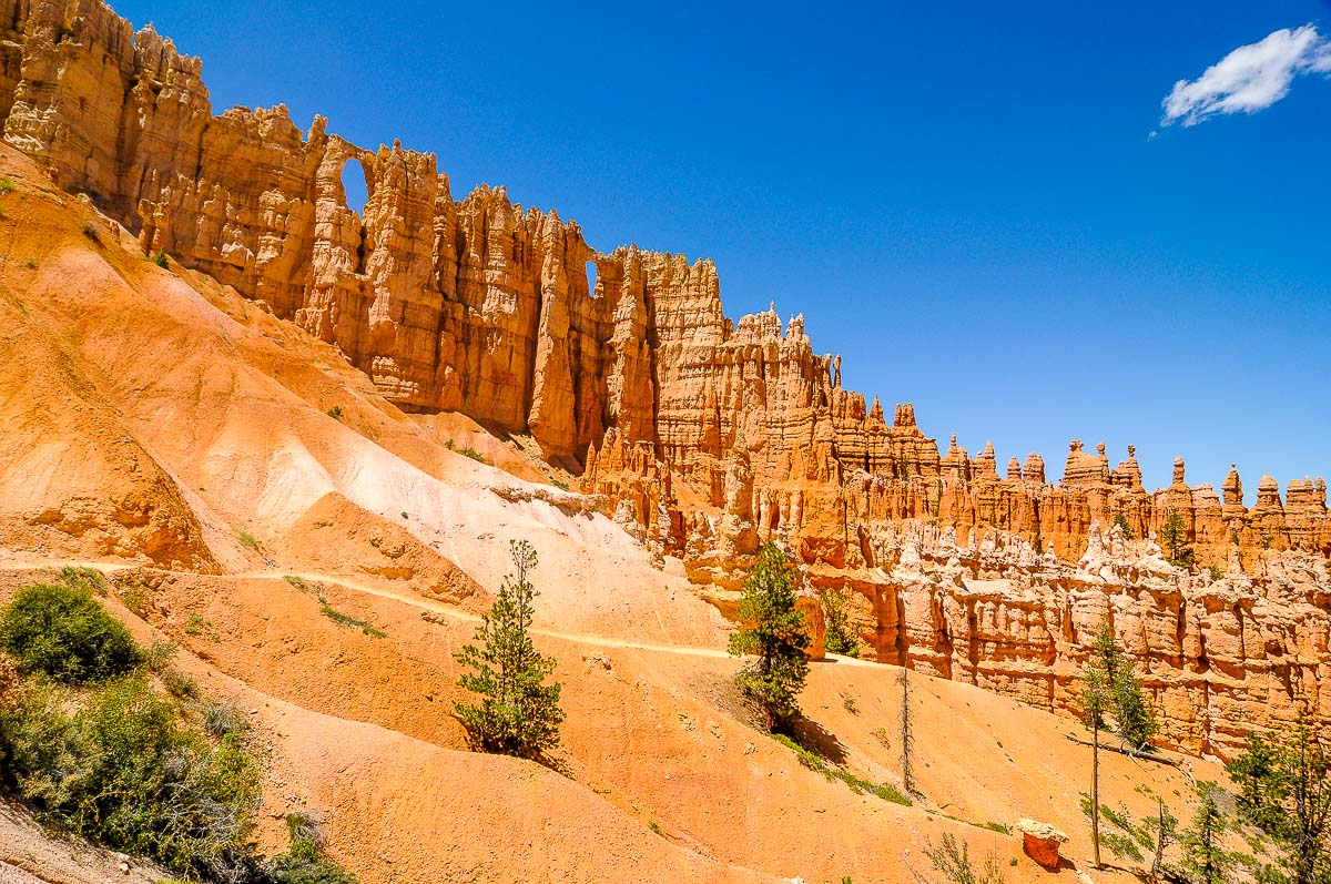 Bryce Canyon: Wandelen door het land van de Indian Legend People