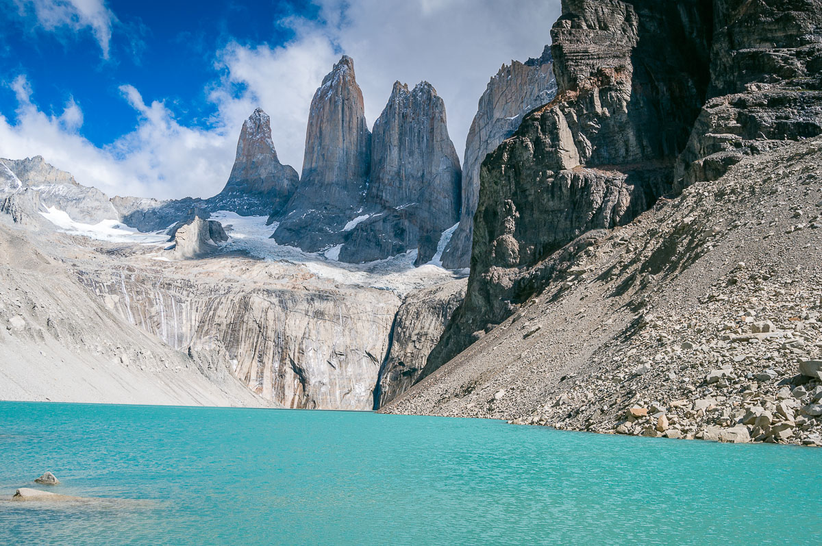 Wandelen in Patagonië: de W trekking in Torres del Paine