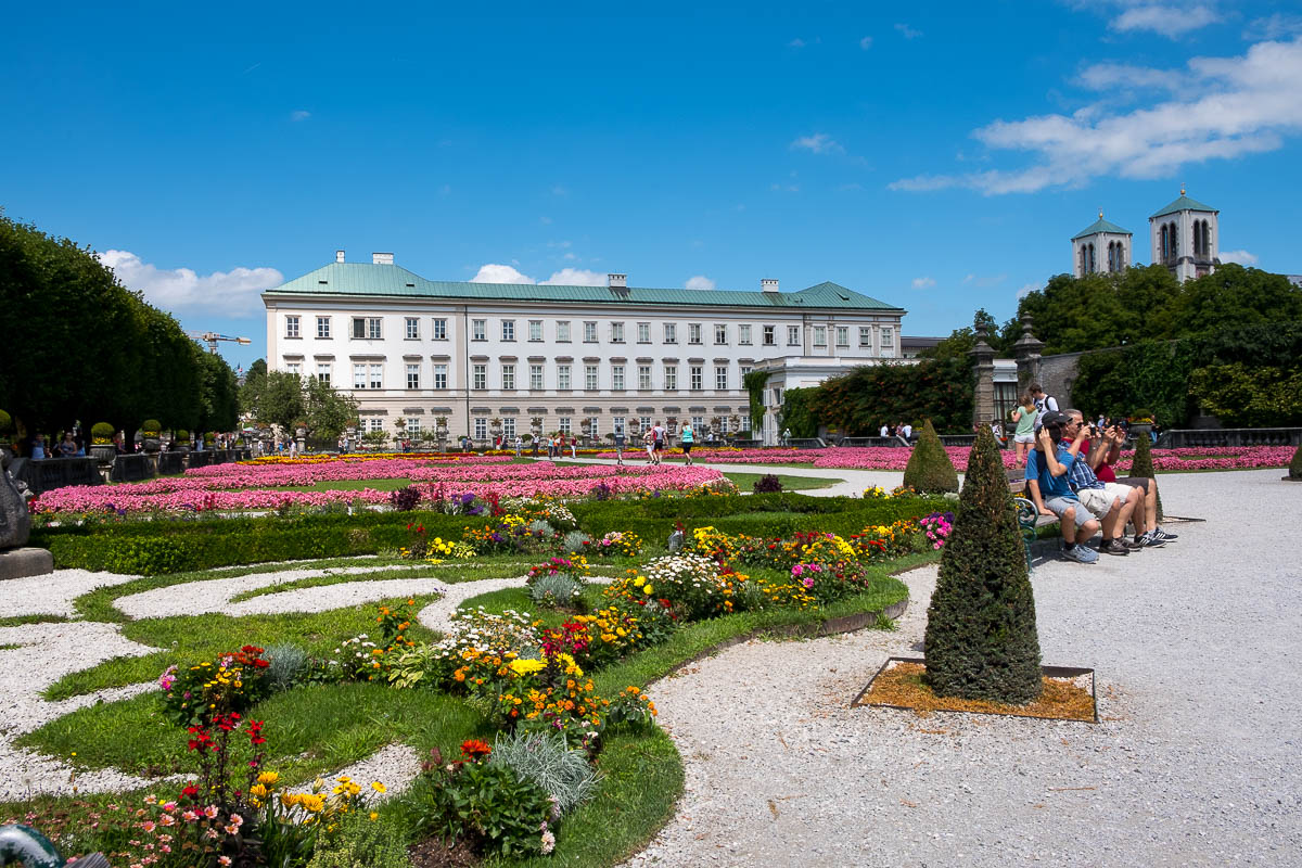 Salzburg: Mozart, The sound of music en zo veel meer